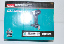 Makita XDT15ZB 18V LXT Sub-Compact Brushless Cordless Impact Driver (Tool Only)