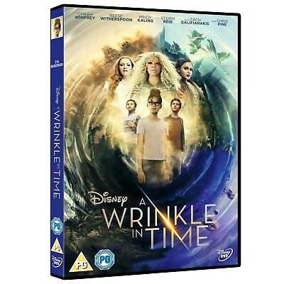A Wrinkle In Time (Disney) [DVD]