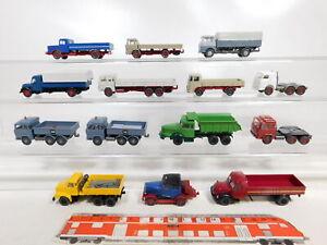 CA548-1-14x-Wiking-1-87-H0-LKW-Magirus-Buessing-Krupp-Volvo-etc-2-Wahl-gut