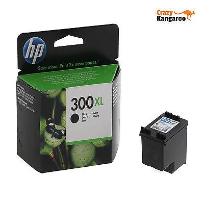 New Genuine / Original HP 300XL Black for HP Deskjet D2500/D2530