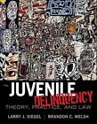 Juvenile Delinquency : Theory, Practice, and Law by Brandon C. Welsh and Larry J. Siegel (2011, Hardcover)