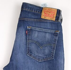 Levi's Strauss & Co Hommes 514 Jeans Jambe Droite Taille W36 L34 BBZ469