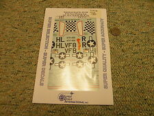 Superscale decals 1/48 48-1106 8th AF Mustang Aces Buzzin Guzzin    N105