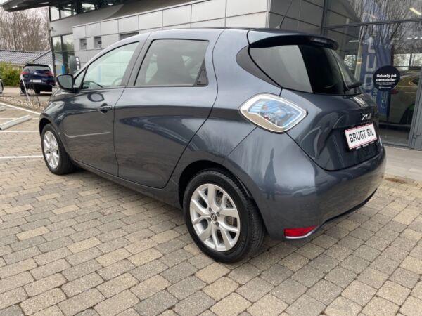 Renault Zoe  Limited billede 2