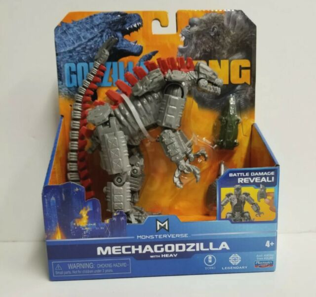 Playmate Godzilla VS Kong Godzillla With Heat Ray Action Figure - 35302