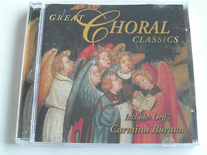 Great-Choral-Classics-Various-Artists-CD-Album-Used-very-good