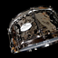 CHAOS-METAL-FORGE-14-039-039-x-6-5-039-039-HAMMERED-BRASS-SNARE-DRUM-LUDWIG-PEARL-MAPEX-TAMA miniature 3