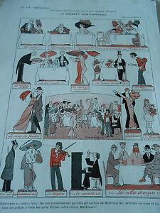 Le-Cabaret-Montmartrois-les-marionnettes-des-paradis-Print-Art-Deco-1911