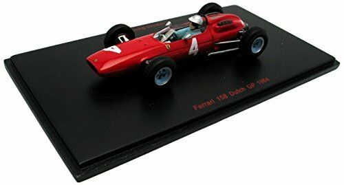 Ferrari L. Bandini Dutch Gp 1964 1:43 Model rossoLINE