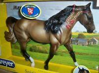 Breyer Horse MAVERICK Missouri Fox Trotter~Special Release~Iron Metal Chief Mold