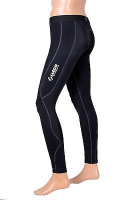 Zimco Men Baselayer Shorts Compression Recovery Skin Half Tight//Shorts