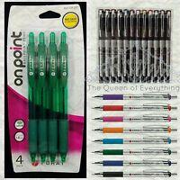 Foray Pens Advanced Ink Ballpoint Porous Point 18 Styles-- U Choose Us Ship