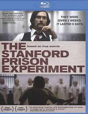 The Stanford Prison Experiment [Blu-ray] DVD, Billy Crudup, Ezra Miller, Tye She
