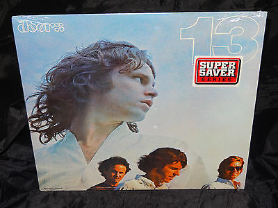 The Doors 13 SEALED USA 1974? VINYL LP W/ NO BARCODE