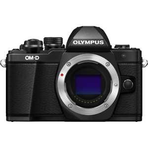 Olympus OM-D E-M10 Mark II Digital Camera Body - Black