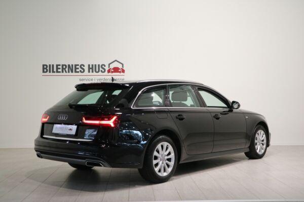 Audi A6 3,0 TDi 218 S-line Avant S-tr. - billede 1