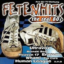 Fetenhits-The-Real-80-039-s-von-Various-CD-Zustand-gut