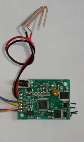 Doppelweichen Elektronik Platine Reparatur oder Umbau von Pro X auf Digital 132