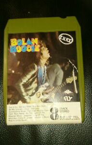 Vintage-8-Track-Cassette-Cartridge-Eight-trex-bolan-boogie-marc