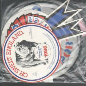 ENGLAND-SUPPORTERS-Oh-Sweet-England-7-034-VINYL-UK-Peak-Limited-Edition-Pic-Disc