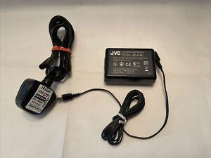 Genuine JVC-AP-V14E Adapter Power Supply for Camcorders Digital Video Cameras