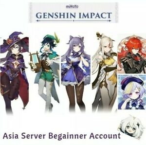 Asia-Genshin-Impact-Mona-Qiqi-Ninguang