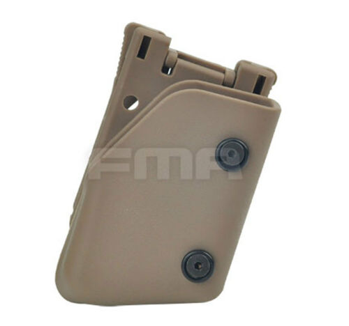 NEW FMADE multi-anglespeedmagazinepouch2 suitable for Ipsc