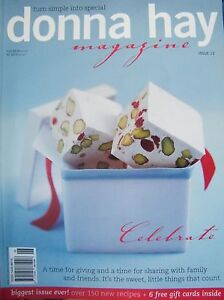 Donna-Hay-Magazine-Issue-12-Over-150-Recipes