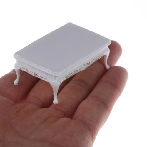 Dollhouse Miniature Furniture Tea Coffee Table Model landscape Toy HI