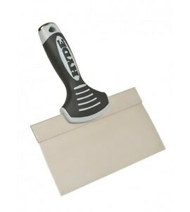 Hyde 8 Inch Pro Stainless Steel Flexible Drywall Taping