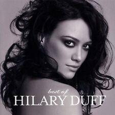 HILARY DUFF - BEST OF HILARY DUFF CD POP 16 TRACKS NEU