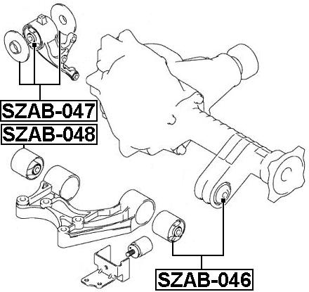 2009 Suzuki Sx4 2 Dr