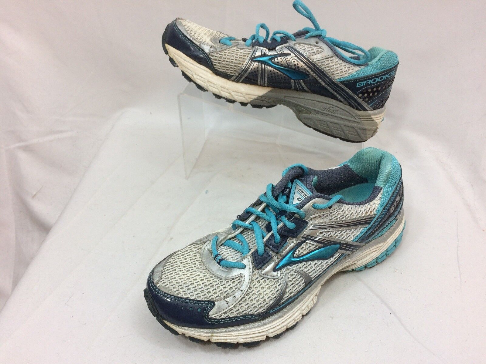 Women's BROOKS Adrenaline GTS 13 1201231b444 Athletic Running shoes Size 9.5 US