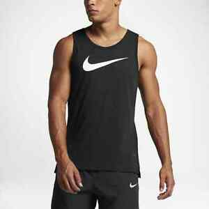 3bd9113c Mens NIKE BREATHE DRY Elite Basketball Tank Size Small 830951-010 | eBay