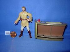 Star Wars 2003 OBI-WAN KENOBI Outlander Nightclub 3.75 inch Figure COMPLETE