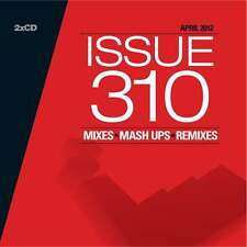 Mastermix Issue 310 Twin DJ CD Set Mixes ft Adele Vs Madcon & 80's Girl Megamix