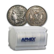 1878-1904 Morgan Silver Dollars XF (20-Count Roll, Random Years) - SKU #92361