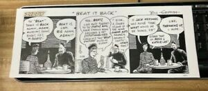 BILL-GRIFFITH-ORIGINAL-COMIC-ART-ZIPPY-THE-PINHEAD-THE-BEATS-KEROUAC-1996