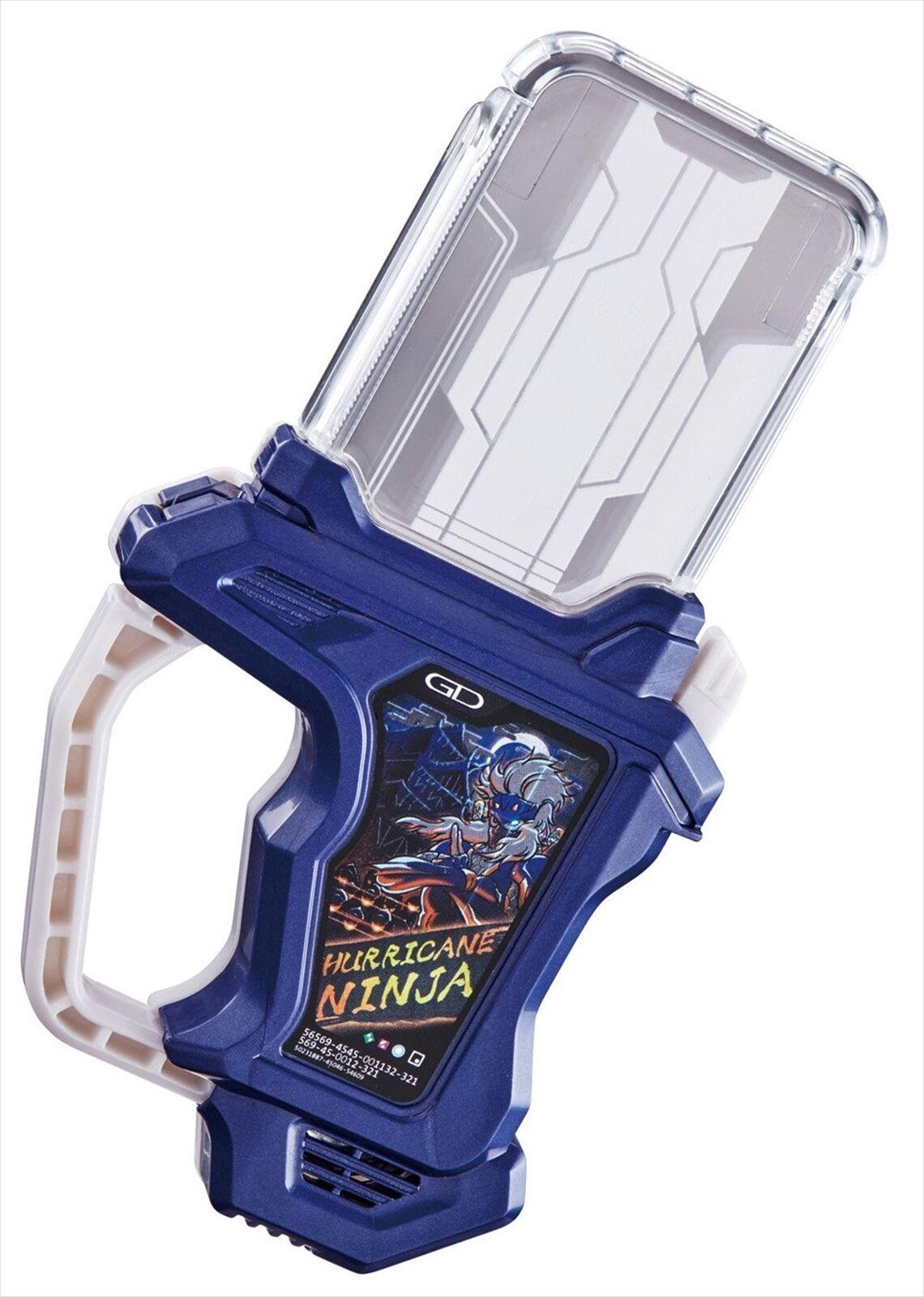 Bandai Masked Kamen Rider EX-AID DX Hurricane Ningja Gashat