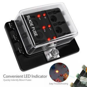 12V-24V-6-Way-Circuit-Auto-Cut-Blade-Fuse-Box-Holder-Block-Panel-Board-Tool