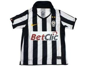 e79b604d1 JUVENTUS HOME SHIRT NIKE SMALL BOYS 8-10 YEARS OFFICIAL PRODUCT 2011 ...