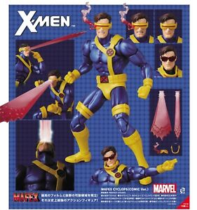 MAFEX No.099 MAFEX CYCLOPS X-MEN COMIC Ver. Action Figure Medicom Toy