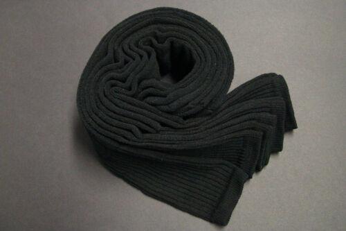 WOMEN/'S 1 pairs 26 Inch Long Tube Crew knee high boots Socks Solid Black MEN/'S