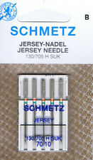 Schmetz Jerseynadeln 130-705H-SUK Stärke 70/10 für Strick- und Wirkwaren