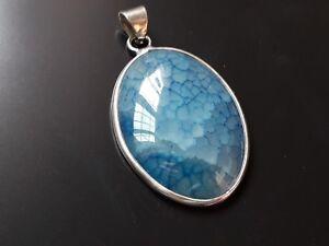 Fashion Jewelry Other Fashion Jewelry Colgante De Agata Lagrima Unos 4cm Semipreciosa Agatas Colgantes Collar Piedras