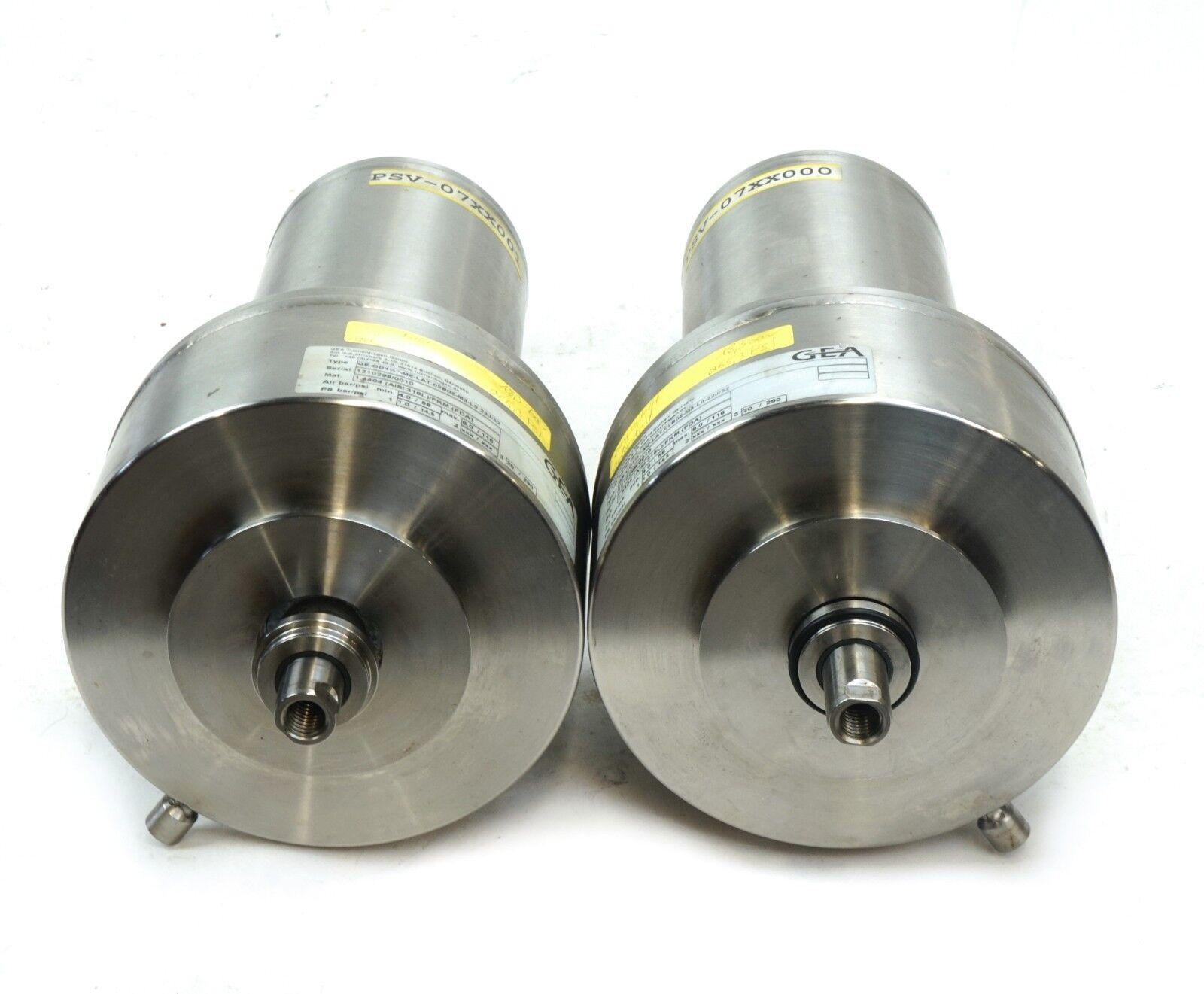 GEA reliefe valve