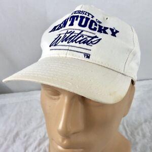 Image is loading Vtg-Kentucky-Wildcats-Hat-Snapback-Cap-Designer-Headwear- 24ac1b23971