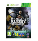 Jonah Lomu Rugby Challenge - Xbox 360 Game Sport Premiership 3 PAL Unsealed