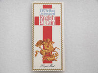 1987 Royal Mint British English Oak Tree BU £1 One Pound Coin Pack