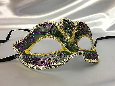 Steampunk Military Masquerade Ball Party Mask Halloween Cosplay Survivor Prom
